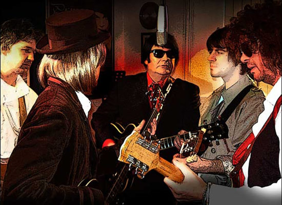 ROY ORBISON & THE TRAVELLING WILBURY'S EXPERIENCE