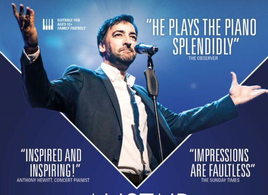 ALISTAIR MCGOWAN – THE PIANO SHOW