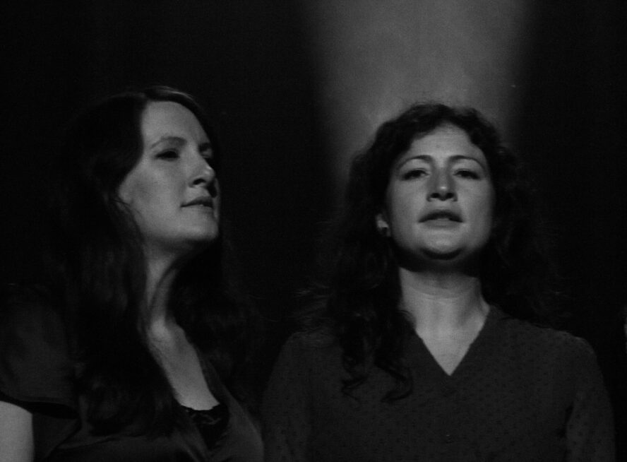 PRE-SHOW FAMILY SING WITH THE UNTHANKS