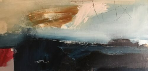 After the Storm - SOLD